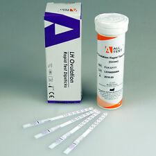ALLTEST® 25 Ovulation - Fertility Test Strips 25mIU Home Urine Kit