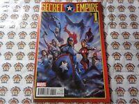 Secret Empire (2017) Marvel - #1, 1:25 Granov Variant CVR, Spencer/McNiven, NM