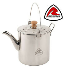 ROBENS WHITE RIVER KETTLE 3L for camping, cooking, bushcraft, outdoors etc