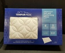 New Tempurpedic  Tempur-Cloud Soft and Conforming Queen Size Pillow in Box