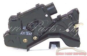 BMW E46 Driver Door Lock Actuator  Mechanism 323i 325i 325xi 330i 330xi Genuine