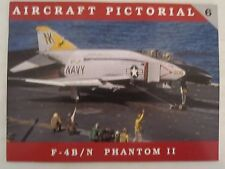 Book: F-4B/N Phantom II (Aircraft Pictorial 6)