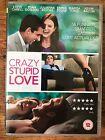 Steve Carell Ryan Gosling EMMA STONE CRAZY STUPID LOVE ~ 2011 comédie romantique