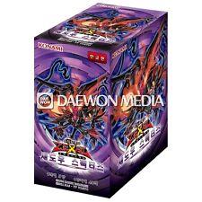 YUGIOH Shadow Specters OCG Booster Box Yu-Gi-Oh Korean Ver Card Game