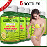 6 x GARCINIA CAMBOGIA Capsules 95% HCA Burn Belly Fat Weight Loss Slim Appetite