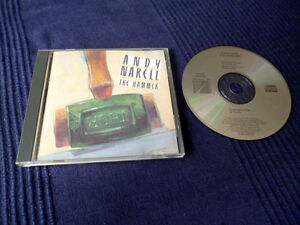 CD Andy Narell - The Hammer | 6 Songs Windham Hill Records 1987 Jazz STEEL PAN