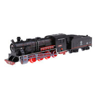 Chinese Steam Locomotive Model for Train Model Vehicle Accessories Model