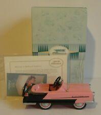 Hallmark Kiddie Car Classic ~ 1956 Garton Pink Kidillac ~ Qhg9094