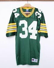 NWT Deadstock Vintage CHAMPION Edgar Bennett Green Bay Packers Jersey Sz. 40