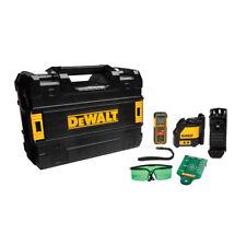 Dewalt DW088 CG Green Line Laser Level & 100 ft Laser Distance Measurer DW0889CG