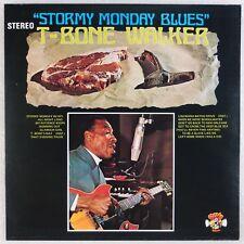 T BONE WALKER: Stormy Monday Blues UK Charley Blues Vinyl LP NM Wax
