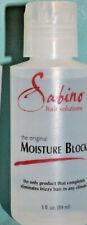 Sabino Moisture Block 3 oz  Waterproof your Hair / Frizzy Hair