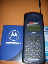 MOTOROLA 6200 GSM PARI AL NUOVO PERFETTO ESEMPLARE UNICO ORIGINALE