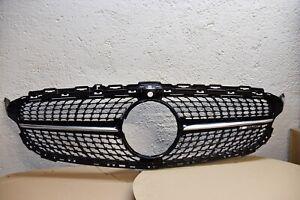 Original Mercedes-benz AMG Diamonds Look Grille Fairing C-Class W205