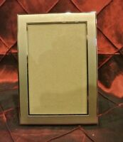 Metal Champagne Gold Color Picture Frame Great Decor Piece # 6