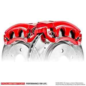 Power Stop S5404 Power Stop Performance Brake Calipers for Front Ford F-150