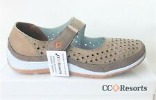 CC Resorts Shoes cloud comfort Monday Women's leather walking shoe