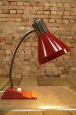 70s Table Lamp Vintage Desk Lamp Lamp Space Age Swan Neck Light