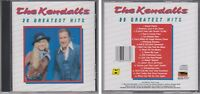 KENDALLS 20 Greatest Hits 1986 Deluxe CD Heaven's Just A Sin Away 70s Country