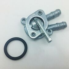 NEW FUEL PETCOCK GAS VALVE FOR HONDA  ATC125M ATC110 1985