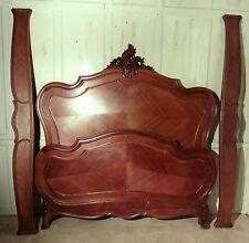 Walnut Antique Beds/Bedroom Sets Beds