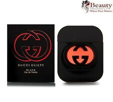 Gucci Guilty Black Women's Eau De Toilette 50ml Brand New Sealed