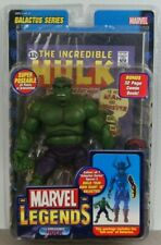 Marvel Legends Hulk 1st Appearance Green Variant Super Poseable Galactus BAF Arm