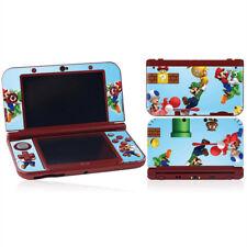 [new 3DS XL] New Super Mario Bros VINYL SKIN STICKER DECAL COVER