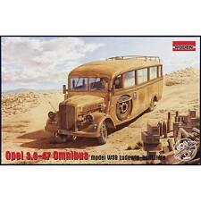 NEW Roden 1/35 Opel Blitz Omnibus W39 Afrika Corps 808