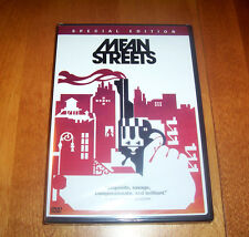 MEAN STREETS Harvey Keitel Martin Scorsese Classic Film Special Edition DVD NEW