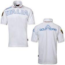10403 M FIG FEDERAZIONE ITALIANA GOLF POLO EROI UFFICIALE TEAM ITALIA ITALY