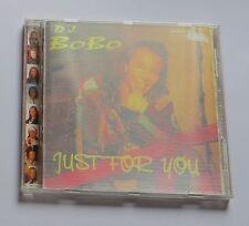 DJ BoBo - Just For You cd
