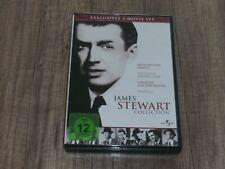 DVD Klassiker James Stewart Collection 4 DVD Box aus Sammlung