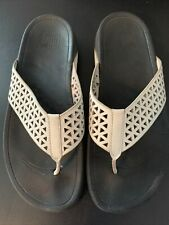 Fitflop Size 9 White