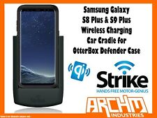 Strike Alpha Samsung Galaxy S8 Plus Wireless Charging Car Cradle for OtterBox De
