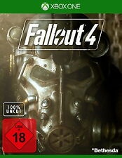 Fallout 4 (Microsoft Xbox One, 2015, DVD-Box)