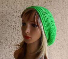 Cotton Blend Casual Women's Beanie Hats