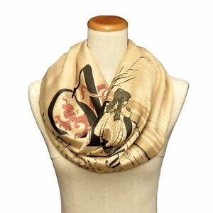 The Wonderful Wizard of Oz Scarf/Shawl. Book scarf, Literary scarf .