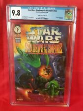 STAR WARS Shadow of the Empire #nn CGC 9.8 Kenner, Dark Horse, HTF VERY RARE