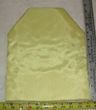 10x13 Shooter Cut Level IIIA Stand Alone Body Armor Plate BulletProof Insert