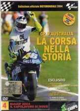 Moto GP 2004 Australia Il capolavoro di Valentino Rossi La corsa nella storia