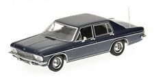 Opel Kapitan 1969 Blue 1:43 Model 430046002 MINICHAMPS