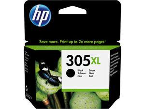CARTOUCHE HP ORIGINALE 305XL NOIRE + CADEAUX ! / 3ym62ae 305 xl noir pas couleur