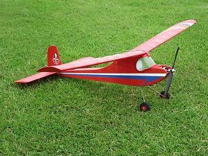 R/C VERON CARDINAL by Phil Smith  (THIS IS A FULL LASER CUT KIT ) Not a Tomboy.