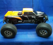 SAVAGE XL 5.9 GIGANTE TRUCK BODY RTR, #104248, USED, HPI RACING