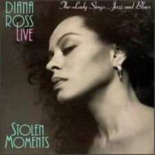 Lady Sings Jazz & Blues-Stolen Moments - Diana Ross (2002, CD NEUF) Remastered