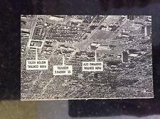 b1c postcard unused park central shopping city phoenix