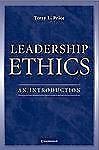 Leadership Ethics : An Introduction by Terry L. Price (2008, Paperback)