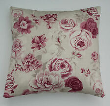 Country Floral 100% Cotton Decorative Cushions