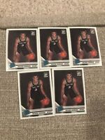 KELDON JOHNSON ROOKIE Lot of 5 2019-20 PANINI OPTIC RATED ROOKIE #186 SPURS